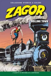 Zagor. Rolling town