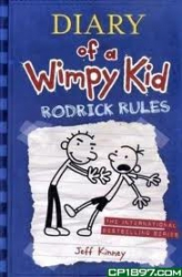 Diary of a Wimp Kid. 2: Rodrick Rules