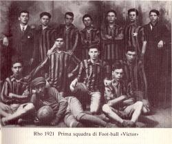 Rho 1921: Prima Squadra di Foot-ball Victor