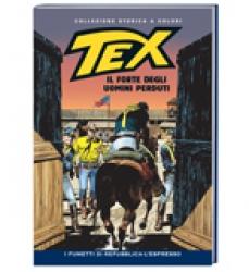 Tex. Il forte degli uomini perduti