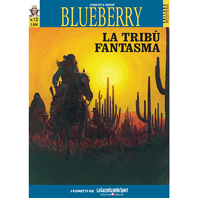 Blueberry. 12: La tribù fantasma