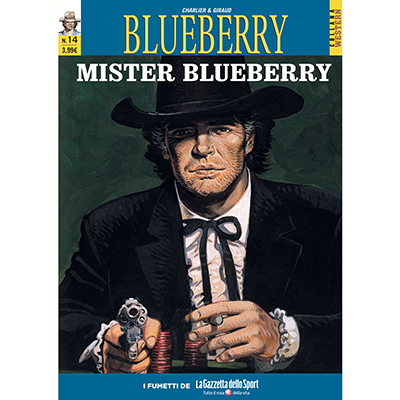 Blueberry. 14: Mister Blueberry