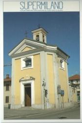 Cesate: santuario della Beata Vergine del Rosario, detta del Latte