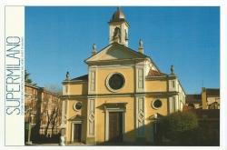 Vanzago. Chiesa parrocchiale