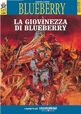 Blueberry. 17: La giovinezza di Blueberry