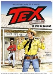 Tex. Le iene di Lamont