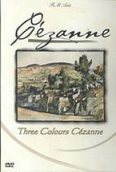 Three colours Cézanne