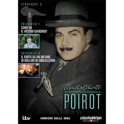 Poirot. 11: Come va il vosto giardino?