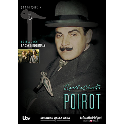 Poirot. 16: La serie infernale