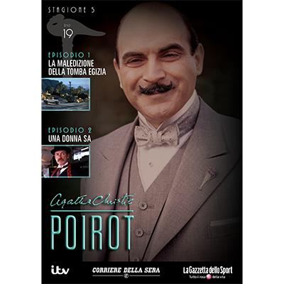 Poirot. 19: La maledizione della tomba egizia