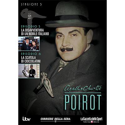 Poirot. 21: La disavventura di un nobile italiano