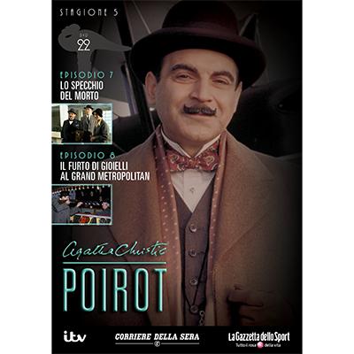 Poirot. 22: Lo specchio del morto