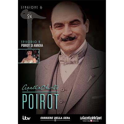 Poirot. 24: Poirot si annoia