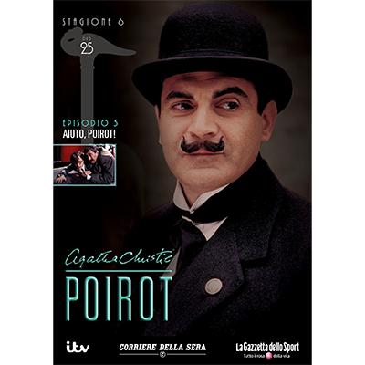 Poirot. 25: Aiuto, Poirot!