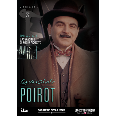 Poirot. 27: L'assassinio di Roger Ackroyd