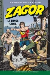 Zagor. La lunga caccia