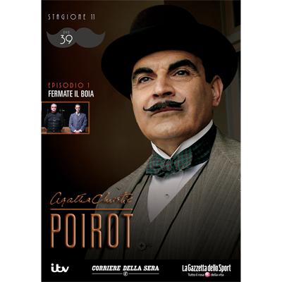 Poirot. 39: Episodio 1: Fermate il boia