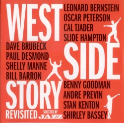 West Side Story revisited selected by musica jazz