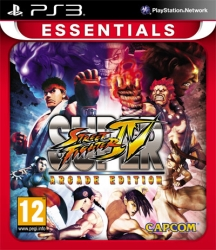 Super Street Fighter 4. arcade edition