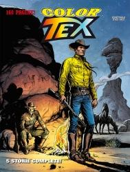 Tex. Il mescalero senza volto