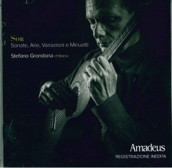 Sonate, Arie, Variazioni e Minuetti
