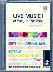 Live music! Party in the park 99