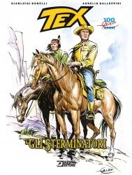 Tex. Gli sterminatori