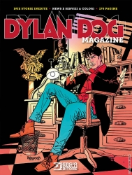 Dylan Dog magazine 2017