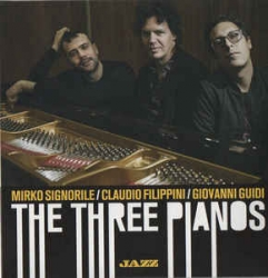 The three pianos