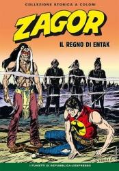 Zagor. Il regno di Entak