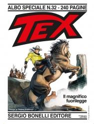 Tex. Il magnifico fuorilegge