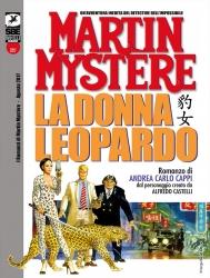 Martin Mystère. La donna leopardo