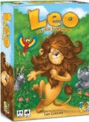 Leo va dal barbiere
