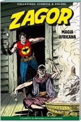 Zagor. Magia africana