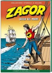 Zagor. Caccia sul mare