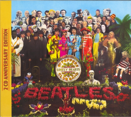 Sgt .  Pepper's  Lonely Hearts Club Band