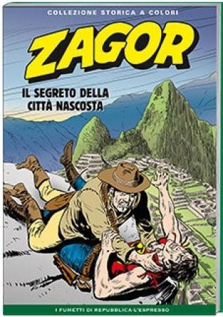 Zagor. Il segreto della città nascosta