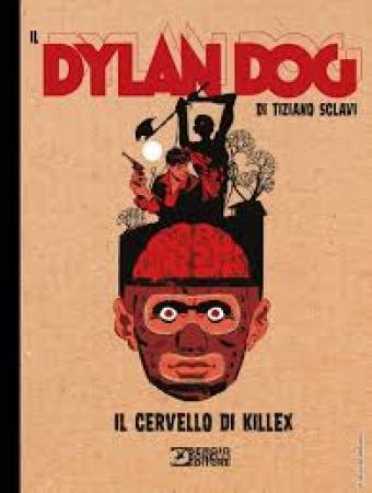 Dylan Dog. Il cervello di killex