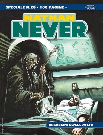 Nathan Never. Assassini senza volto