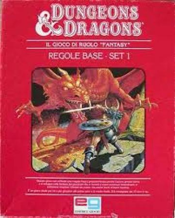 Dungeons & Dragons: regole base