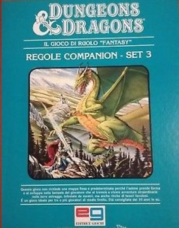 Dungeons & Dragons: regole companion