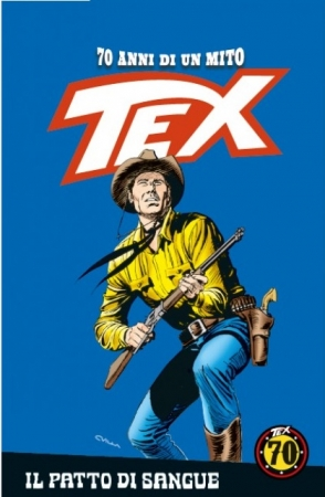 Tex. Il patto di sangue