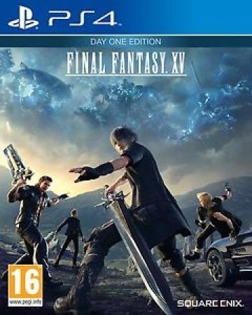 Final Fantasy 15.