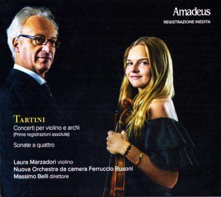 Concerti per violino e archi