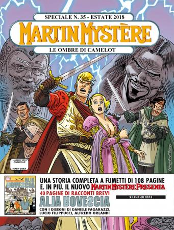 Martin Mystere. Le ombre di Camelot