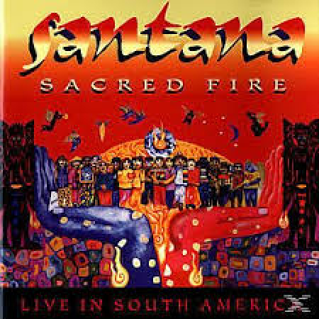 Sacred fire _ live in South America