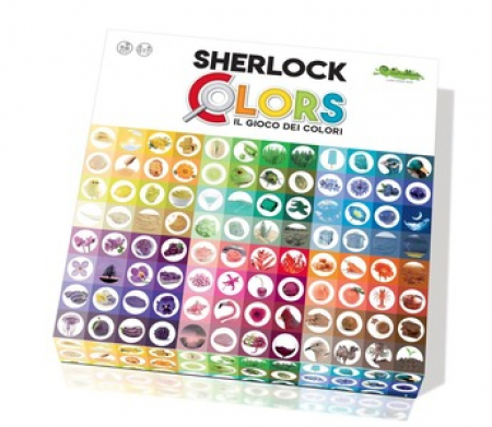 Sherlock colors