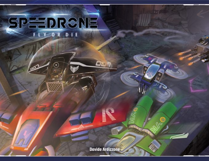 Speedrone