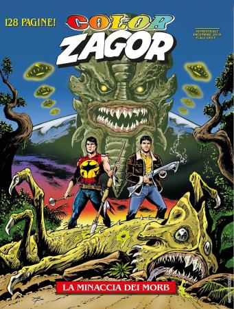 Zagor. La minaccia dei Morb