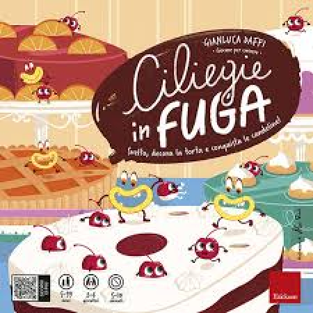 Ciliegie in fuga